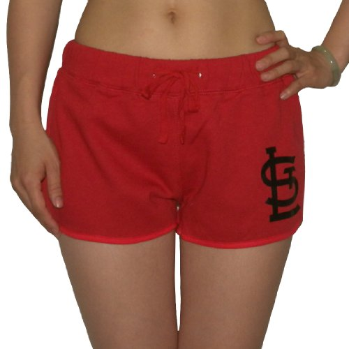 Pink Victoria's Secret Womens MLB St. Louis Cardinals Sports Shorts XS Red at Amazon.com