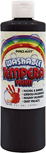 pro-art-pro-art-tempera-washable-paint-16oz-black-other-multicoloured