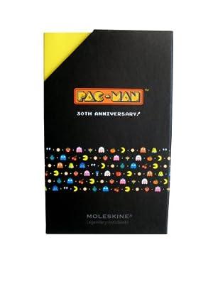 Moleskine Limited Edition: Pac-Man Gift Set Volant Large