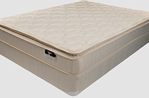 Queen Size Pillow Top Mattress Set front-14629
