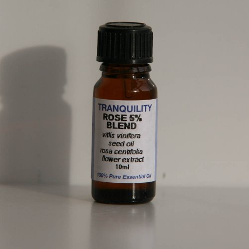 Rose Essential Oil Blend for Aromatherapy 10ml