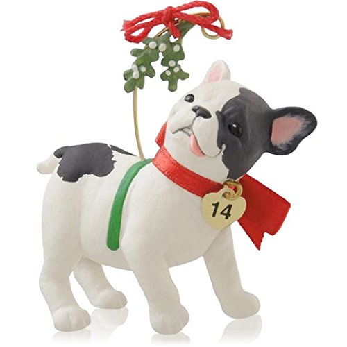 Puppy Love 24th In Series - 2014 Hallmark Keepsake Ornament