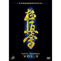 Kyokushinkai - Kata - Bunkai Vol. 3