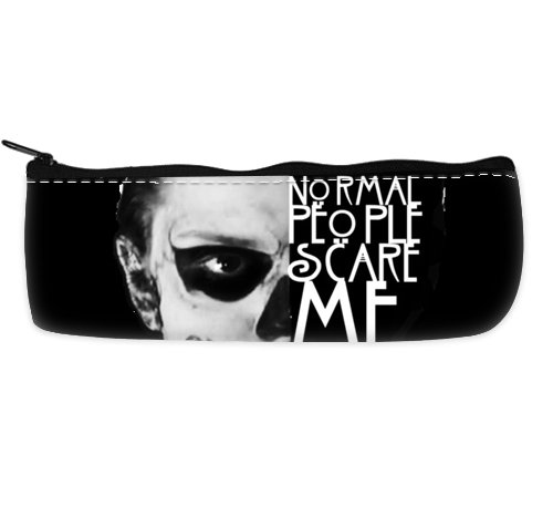 American Horror Story Normal People Scare Me Custom Pencil Case Bag