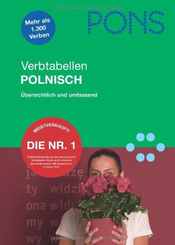 PONS Verbtabellen. Polnisch: Übersichtlich und umfassend
