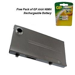 Dell Latitude D400 Laptop Battery - Premium Powerwarehouse Battery 6 Cell