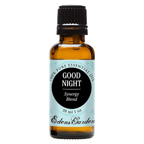 Good Night Synergy Blend Essential Oil by Edens Garden (Comparable to DoTerra's Serenity & Young Living's Peace & Calming Blend)- 30 ml