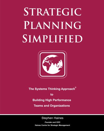 Strategic Planning Simplified: The Systems Thinking