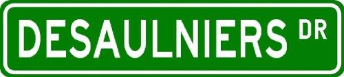 DESAULNIERS Street Sign ~ Personalized Family Lastname Sign ~ Gameroom, Basement, Garage Sign Novelty** METAL ALUMINUM - Buy DESAULNIERS Street Sign ~ Personalized Family Lastname Sign ~ Gameroom, Basement, Garage Sign Novelty** METAL ALUMINUM - Purchase DESAULNIERS Street Sign ~ Personalized Family Lastname Sign ~ Gameroom, Basement, Garage Sign Novelty** METAL ALUMINUM (The Lizton Sign Shop, Home & Garden,Categories,Patio Lawn & Garden,Outdoor Decor)