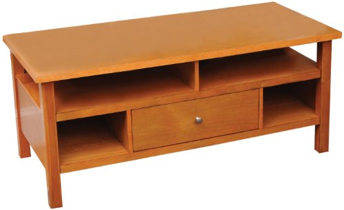 Cheap Bay Shore Collection Flat Screen/Tube TV Stand with Drawer (F68300-PARENT)