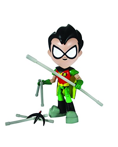 "Teen Titans Go 8"" Robin Figure - 1"