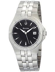 Bulova 96B123 Black Bracelet Watch