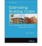 img - for [(Estimating Building Costs for the Residential & Light Commercial Construction Professional )] [Author: Wayne J. DelPico] [Apr-2012] book / textbook / text book