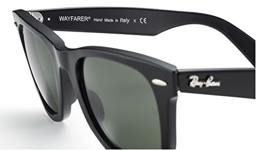 classic ray bans wayfarer  sunglasses in classic