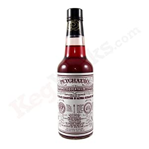 Peychauds Aromatic Cocktail Bitters: 5 oz