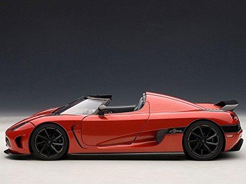 ケーニセグ Autoart 79007 Koenigsegg Agera Red 1/18