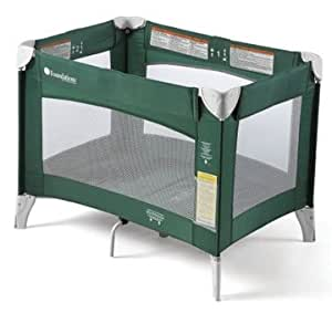 Portable Crib, Green
