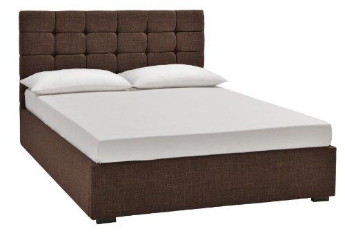 Birlea Isabella Ottoman Double Bed, Brown