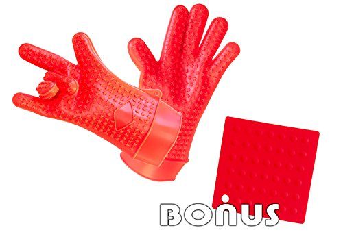 silicone-gloves-for-cooking-heat-resistant-gloves-free-oven-silicone-baking-mat-silicone-glove-kitch