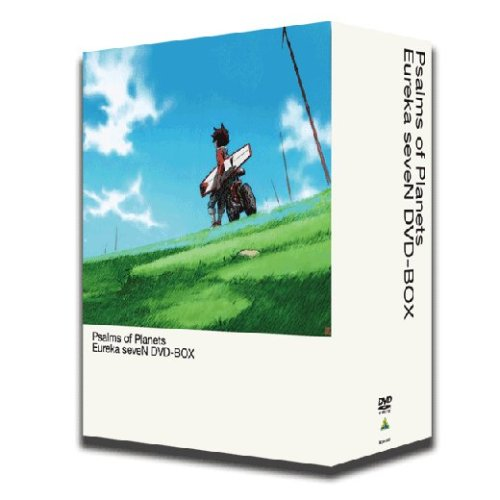 おすすめアニメ キャッチ 交響詩篇エウレカセブン DVD-BOX (初回限定生産)