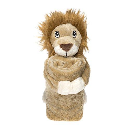 Bobo blankies coperta con peluche a forma di leone nuovo ebay - Letto a forma di peluche ...