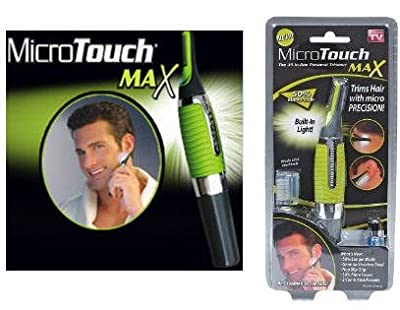 Touch Technologies Micro Touch Magic Lighted Personal Grooming Device For Men by Touch Technologies