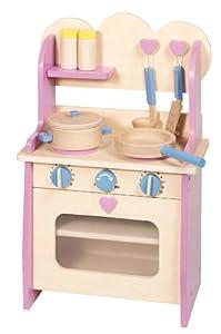 goki wooden play kitchen toys games. Black Bedroom Furniture Sets. Home Design Ideas