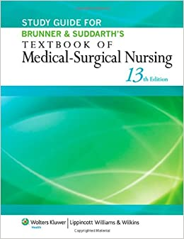 Brunner & Suddarth s Textbook of Medical-surgical Nursing - Google Books