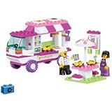 Sluban Girl's Dream Snack Car Building Bricks