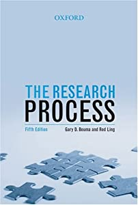 "Cover of ""The Research Process"""