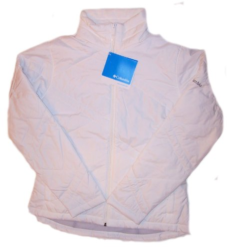 Columbia Snowmelt Valley Women's Jacket (Medium, White)
