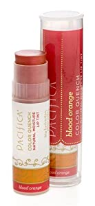 Pacifica Color Quench Natural Moisture Lip Tint Blood Orange 1 from Pacifica Perfume