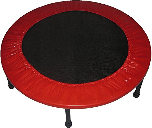 Propel Trampolines Rebounder Fitness Trampoline, Red, 38-Inch