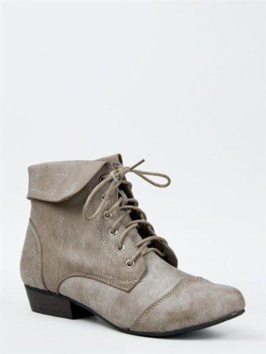 Breckelles-Ladies-Indy-11-Bootie-Boot