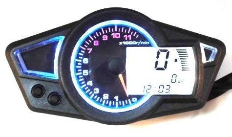 デジタルメーター タイヤインチ設定機能付