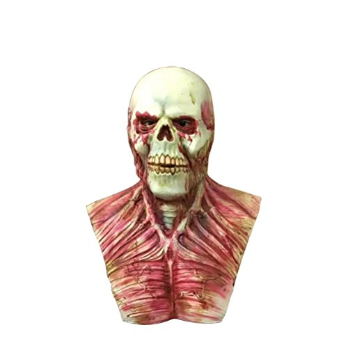 [Extra-terrestrial Mask, Keepfit Scary Creepy Latex Mask Halloween Costume] (Sloth Goonies Costumes)