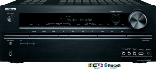 Lowest Prices! Onkyo TX-NR525 5.2-Channel Network Audio/Video Receiver (Black)