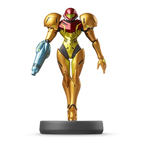 Samus amiibo (Super Smash Bros Series)