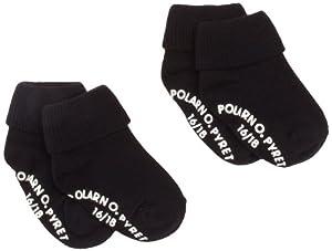 Polarn O. Pyret - Calcetines para bebé, pack de 2