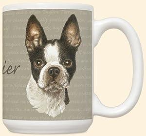 Mug Cup   Boston Terrier J 'n L Boston Terriers