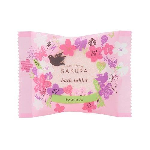 桜 バスタブレット 131ー07ー002