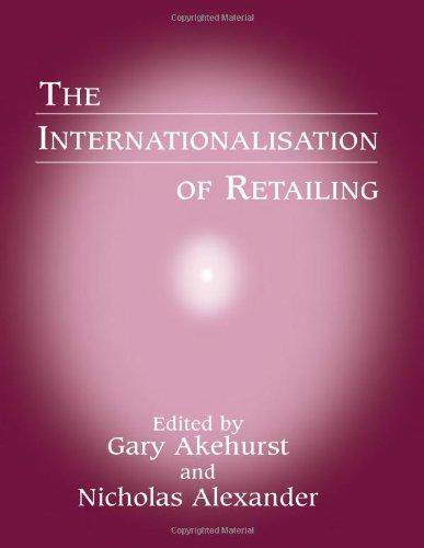 The Internationalisation of Retailing