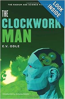 The Clockwork Man -  Edwin Vincent Odle