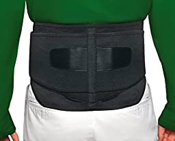 Dr. Kay\'s Back Brace with Removabel Lumbar Pad,size 28\