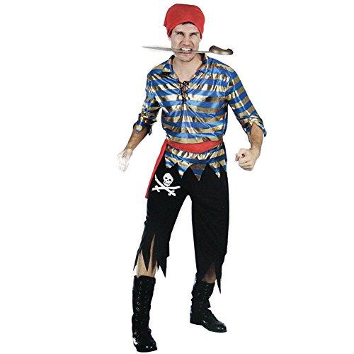 [LifeshoppingMall Mens Halloween Somali Pirates Cosplay Costume] (Somali Pirate Costume)