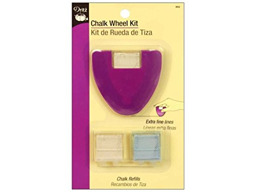 Dritz Chalk Wheel Kit (Sewing Marker Paper compare prices)