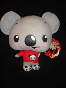 Amazon.com: KAI-LAN ni hao TOLEE Plush Doll TOY: Toys & Games