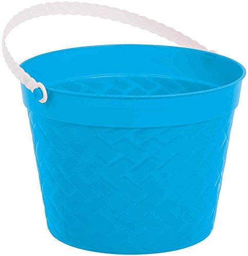 bucket blue weave