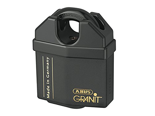 Abus - 37/60 60mm Granit Vorhängeschloss Gleichschließend - ABUKA00016 - EU / UK