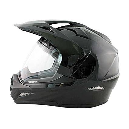 Casque Moto Quad Intégral Darryl Noir Taille L